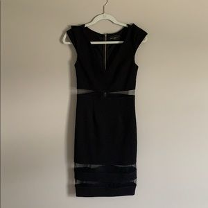 LBD with mesh cutouts